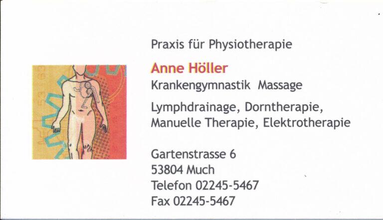 Anne Höller